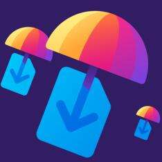 Use Firefox Send to send up to 2.5GB of files which can be shared with whoever you want free