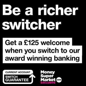 £125 free for switching to a better bank plus £100 if you decide to leave @ first direct
