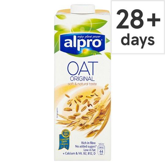 Alpro Longlife Oat, Almond, Rice & Coconut Dairy Free/Vegan milks only £1 per litre in Tesco