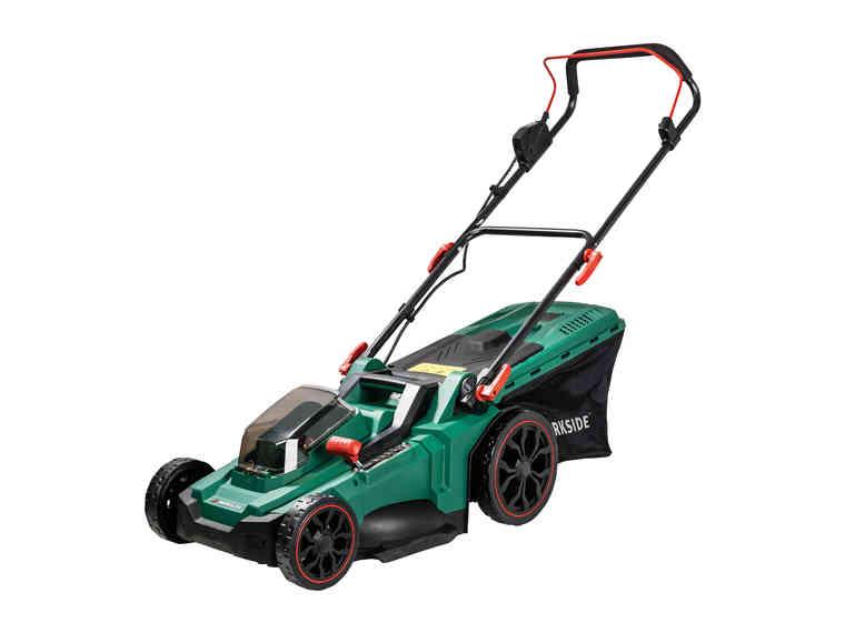 Parkside 40V Cordless Lawnmower 43cm 4Ah - £149.99 at Lidl