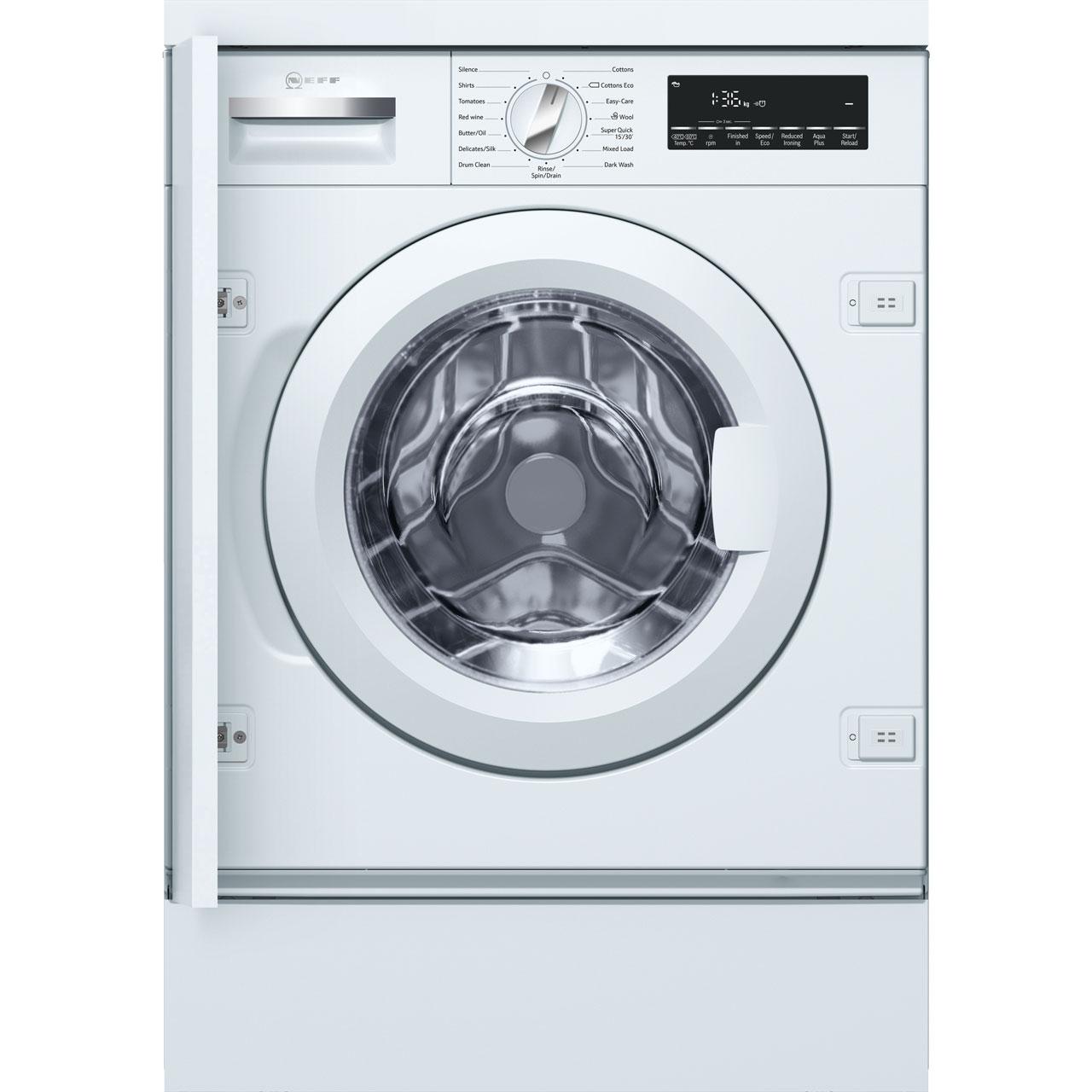 Neff W544BX0GB Integrated Washing Machine £684.30 @ AO.com via price match