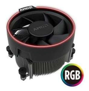AMD Ryzen Wraith Spire RGB Cooler Compatible with AM4 Sockets £14.50 at Aria