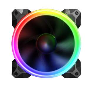 Sahara 12 cm Pirate Turbo true RGB fan. Compatible with Sahara RGB fan controller only!!. £7 at Amazon(+£4.49 Non Prime)