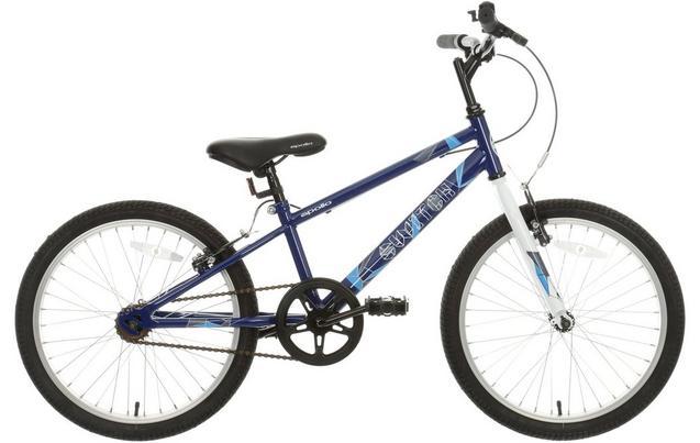 "Apollo Junior Hybrid Bikes (Choice of 2) - 20"" Wheel - £76.50 with code  @ Halfords"