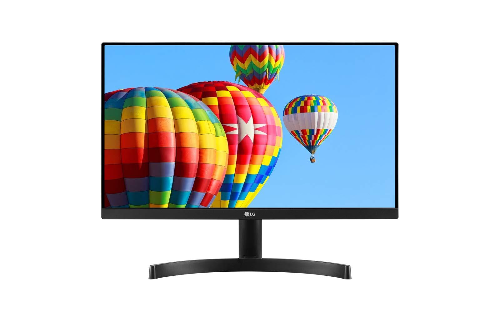 LG 22MK600M 22 inch IPS Monitor (1920 x 1080), VGA, HDMI - £89.98 @ Amazon
