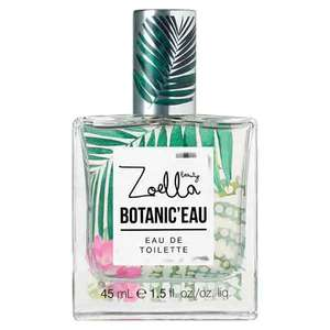 Zoella Botanic 'EAU Body Mist 45ml £2 free click and collect @ Superdrug