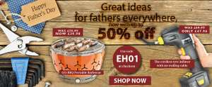 Up to 50% off selected  Gifts with Code @ Expert Verdict