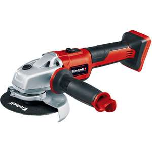 Einhell Power X-Change Axxio 115mm Brushless cordless Angle Grinder Body Only £44.98 @ Toolstation