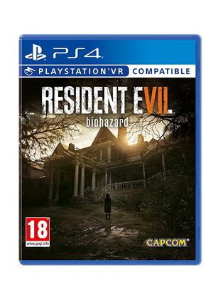 Resident Evil 7 Biohazard (PS4 / PSVR) FOR £9.85 Delivered @ Base