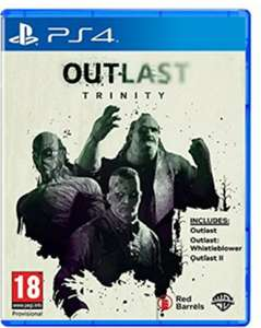 Outlast Trinity (PS4)/Xbox One for £7.85 Delivered @ Base