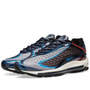 new style df789 06730 Nike Air Max Deluxe Blue, Russet, Black & Red £65 @ END Clothing