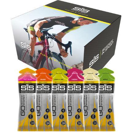 30 Pack SIS Science in Sport Energy Gels £21 delivered @ Wiggle