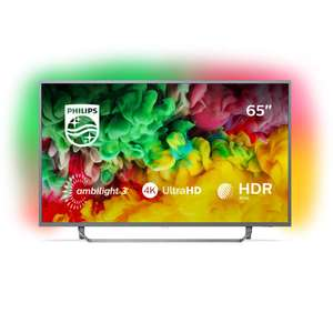 d9d6f1db123 Used Philips 55PUS6753 12 55-Inch 4K Ultra HD Smart TV with HDR Plus