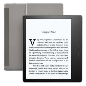 "Refurbished Kindle Oasis - Waterproof, 7"" Display 8GB Wi-Fi £169.99 @ Amazon"