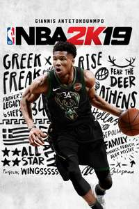 NBA 2019 Xbox £2.34 MS Canadian Store Pricing Error