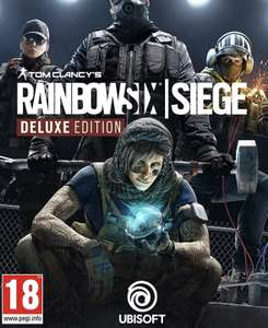 Tom Clancy's Rainbow Six Siege Deluxe Edition (Xbox one) @ Microsoft store/ Gold edition £25