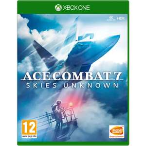 Ace Combat 7 Xbox One (also PS4) Asda Groceries £30