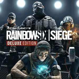 Ps4 Tom Clancy's Rainbow Six Siege Deluxe Edition £9.49 // Gold Edition £24.99 (Digital) @ PlayStation Store