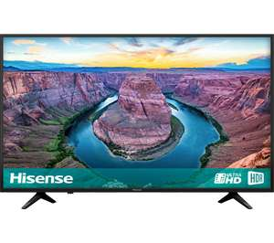 """HISENSE H58AE6100UK 58"""" Smart 4K Ultra HD HDR10 LED TV for £399 delivered @ Currys (+Possible £15 Gift Card)"""