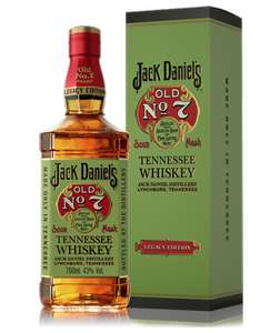 Jack Daniels Legacy Edition Old No 7 Tennessee Whiskey, 70 cl  £20 Amazon