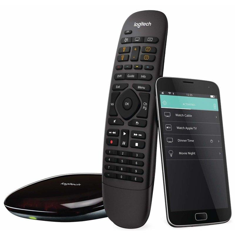 Logitech  Harmony Companion All-in-One Remote & Hub £61.99 @ amazon