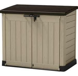 Keter Store-It Out Max Outdoor Plastic Garden Storage Shed £95 Amazon