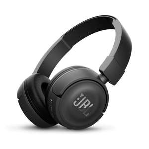 JBL T450BT On-Ear Bluetooth Headphones - Black  £26.68 reduced to clear in Sainsburys