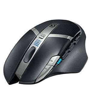 Logitech G602 Wireless Gaming Mouse for £37.78 Amazon