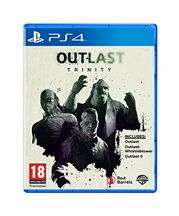 Outlast Trinity PS4 £7.85 delivered @ Base