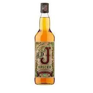 Admirals Old J Spiced Rum 70cl - £10.80 at Asda (INSTORE)