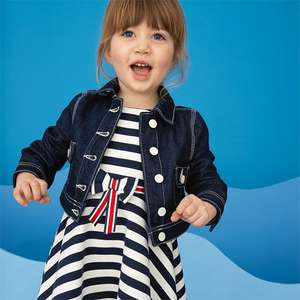 40% Off Selected Kids Clothing Online at Debenhams plus 10% off with code and free next day delivery with code no minimum spend