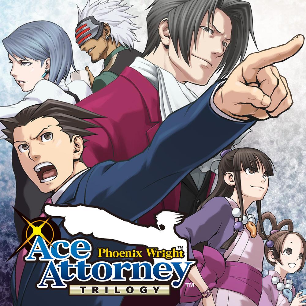 Phoenix Wright Ace Attorney Trilogy Nintendo Switch 20% off - £23.99 @ Nintendo Shop £18.36 RU