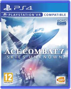 Ace Combat 7: Skies Unknown (PS4/Xbox One) £30 Delivered @ Amazon