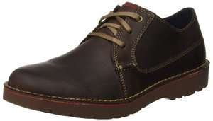 Clarks Men's Vargo Plain Derbys NOW from £35 delivered at Amazon