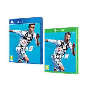 FIFA 19 PS4 & Xbox £15 @ Morrisons (instore only)