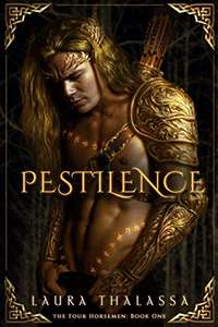 Excellent Fantasy Book - Laura Thalassa - Pestilence (The Four Horsemen Book 1) Kindle Edition  - Free Download @ Amazon