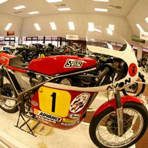 Entry for two to the National Motorcycle Museum £7.20 using code at Groupon