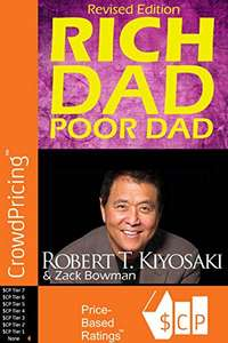 Rich Dad Poor Dad free for Amazon Kindle