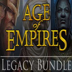 Age of Empires Legacy Bundle £13.13 @ Steam