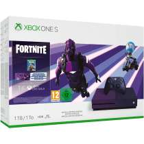 Xbox One S Fortnite Special Edition Console £199.99 at Game