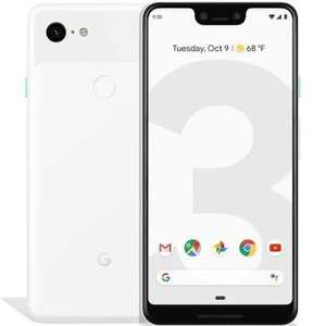 Google Pixel 3 XL (White) 5GB data on Vodafone £674 total cost (£50 upfront and £26 pm) @ mobiles.co.uk