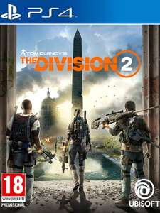 Tom Clancy's The Division 2, PS4 £15.99 (+ £2 C&C) Online & In-store @ John Lewis & Partners