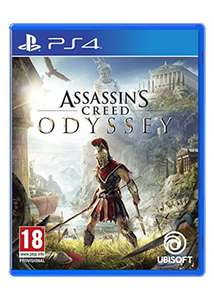 Assassin's Creed Odyssey (PS4) for £18.99 Delivered @ Base