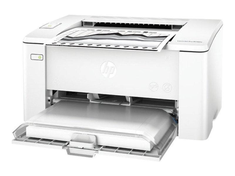 HP M102w LaserJet Pro Wireless Mono Laser Printer £69.98 (£19.98 after cashback) @ eBuyer