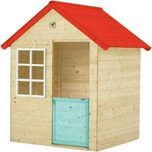 TP Stable Cottage Wooden Playhouse - FSC now £89.10 with code + Free Delivery @ Tesco / eBay