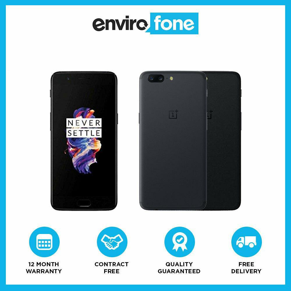 Oneplus 5 64GB (refurbished good)  £129 with code at ebay /  envirofoneshop