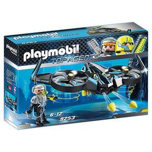Playmobil Top Agents Mega Drone 9253 now £11.97 free click and collect at Asda