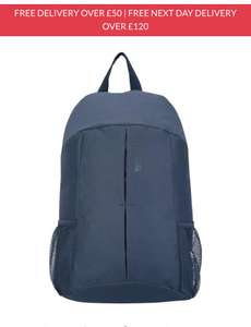Free backpack 18L with £30 spend @ mountain warehouse