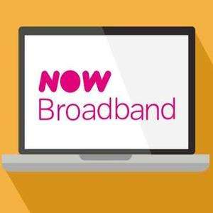 Brilliant Broadband - Anytime Call Includes Mobile/0845/70 - £216 for 1 Year - £90 Cashback - Possible £10.50 P/M after cashback @ NowTV