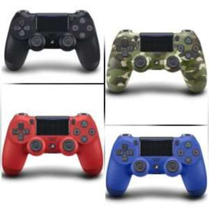 Official PS4 Dualshock 4 Controller Green Camouflage/Red Magma/Black/Blue £34.85 delivered @ Simply Games